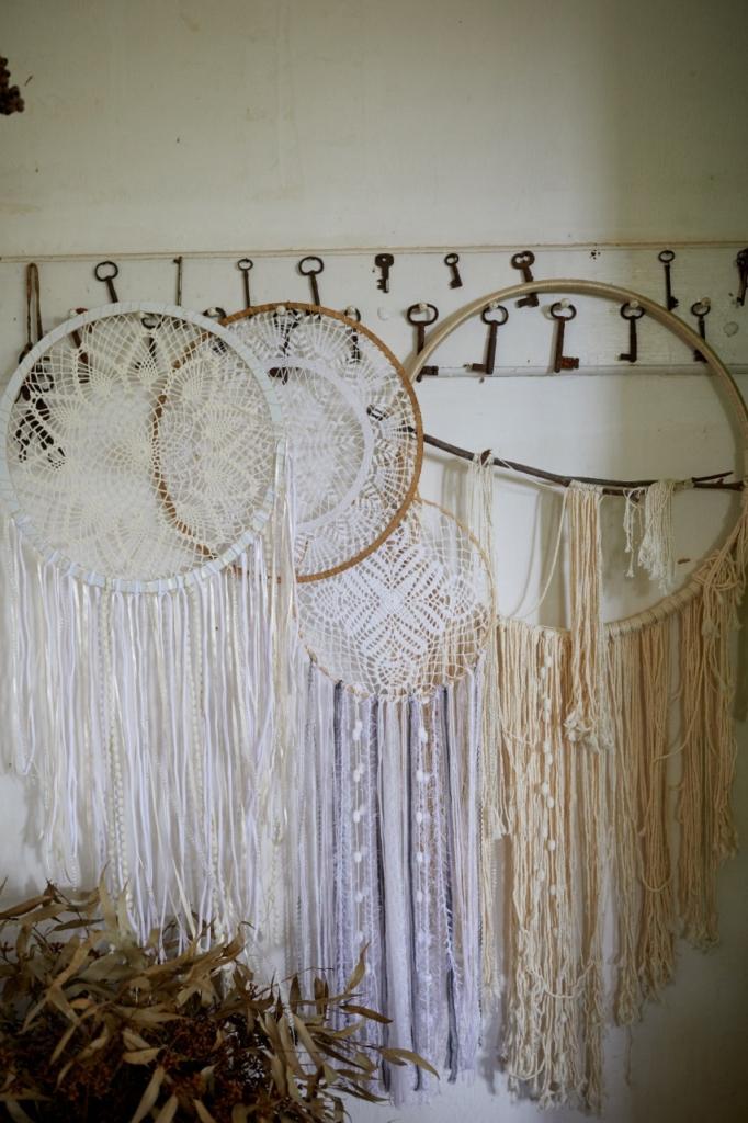 filtros dos sonhos na decoração de um casamento vintage ou retrô